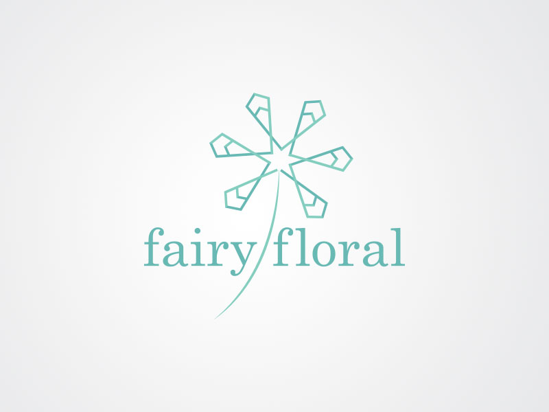 Logo and Name Card Design for Fairy Floral