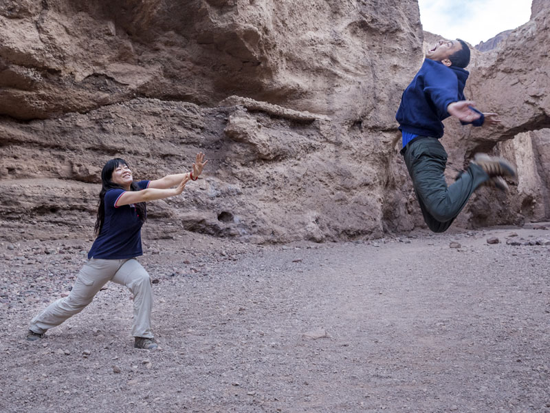 How to Take A Better Jumping Photo