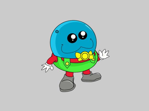MAKE8NICE Mascot Designs by Pete Maverick Fontanilla