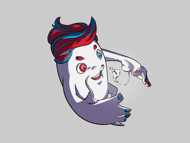 MAKE8NICE Mascot Designs by Umairah Bte Ab Razak