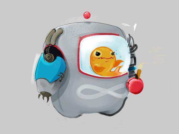 MAKE8NICE Mascot Designs by Tan Sing Ying