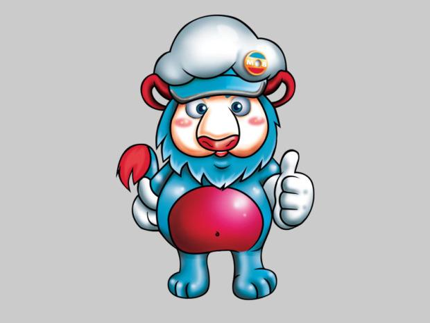 MAKE8NICE Mascot Designs by Milton R. Delos Santos