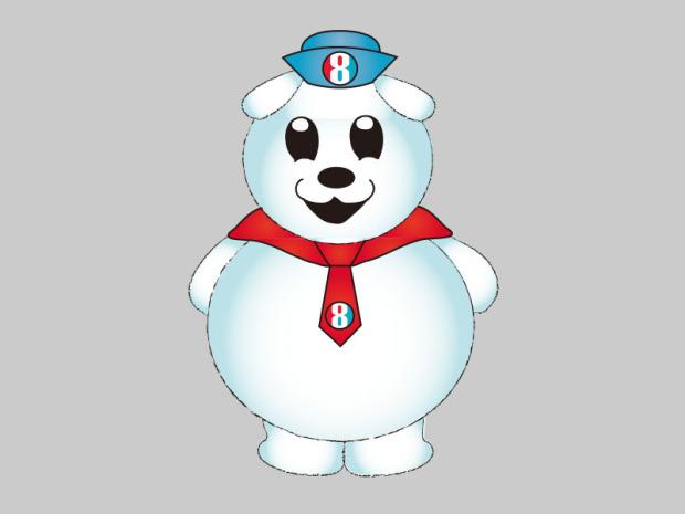 MAKE8NICE Mascot Designs by Vincent Loh